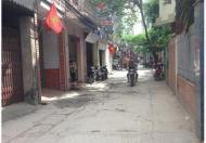 CC bán đất ngõ 14 Mễ Trì Hạ ô tô vào nhà, DT 53m2