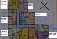 Bán gấp chung cư SME Hoàng Gia, diện tích: 96m2, giá 16tr/m2. 0983.640.839, MTG