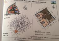 Bán cắt lỗ căn góc chung cư HH02 Thanh Hà Cienco 5