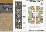 Bán gấp căn hộ chung cư The Pride tòa CT3 diện tích 75m2, chính chủ. LH: 0965.196.733