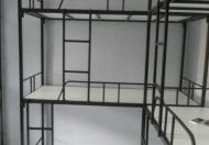 Chính chủ cho thuê phòng ký túc xá máy lạnh giường tầng cao cấp, chỉ 500k/tháng