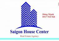 Gấp bán nhà đường Trần Khắc Chân, Quận 1, DT: 4x20m, 3 lầu, giá 14.4 tỷ