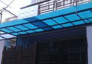 Bán gấp nhà đúc kiên cố 1 trệt, 1 lầu, đường Phạm Văn Chiêu, phường 8, Gò Vấp