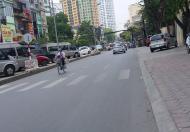 Bán nhà mặt phố Vip Nguyên Hồng, 48 m2, 2 mặt tiền, kinh doanh cực tốt