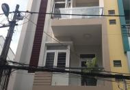 Cho thuê nhà HXH Lý Văn Phức gần Võ Thị Sáu 4m x 16m, trệt, 2 lầu, sân thượng