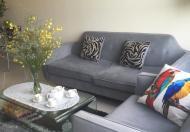 Cần bán gấp căn hộ chung cư Q9, DT 80m2, 2PN, bao nội thất. Giá 1.7 tỷ