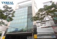 Văn phòng đẹp MT đường Hai Bà Trưng Q1, DT 78m2, giá 51 triệu/tháng bao điện lạnh. LH 0969891547