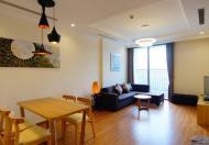 Cho thuê căn hộ tại tòa Tân Hoàng Minh, 36 Hoàng Cầu. DT 120m2, 3PN full đồ mới, giá 24tr/th