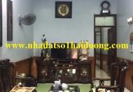 Cần bán nhà 3 tầng mặt phố Bùi Thị Xuân, Hải Dương, giá bán 3 tỷ 850 triệu