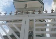 Nhà mới xây mặt tiền Dương Cát Lợi, sổ riêng 0901323176