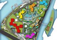 Bán căn hộ 2 phòng ngủ Đảo Kim Cương quận 2, tháp Bora Bora, 2E, 96m2, view sông Sài Gòn, 5 tỷ