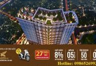 Chung cư Sunshine Palace ngay cạnh Times City, CK đến 300tr, hỗ trợ vay 70% LS 0%