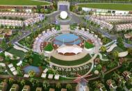 Bán đất dự án nhà phố biển nghỉ dưỡng Queen Pearl, 100% View biển, ngay ngã Ba Vàng Mũi Né