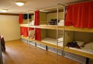 Chính chủ cho thuê giường tầng KTX cao cấp giá rẻ, giờ giấc tự do, có bảo vệ 24/24