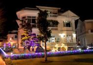 Bán biệt thự đơn lập Nam Thiên 1 góc 2 mặt tiền đường lớn Phạm Thái Bường, 18x19m