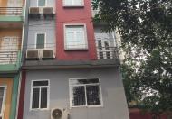 Cho thuê nhà riêng ngõ 285 Khuất Duy Tiến, diện tích 60 m2 x 5 tầng, thích hợp gia đình ở, làm VP