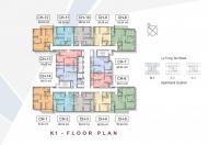 Nhanh tay sở hữu căn hộ The K Park giá đợt 1 từ 18- 20 triệu/m2
