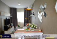 Bán căn hộ Đạt Gia Residence TĐ, 56m2 bao gồm 2pn, 2wc