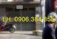 Cho thuê nhà mặt tiền Nơ Trang Long (4 x 21m) nở hậu 5,5m, 1 trệt, 1 lầu. Giá 18 tr /th