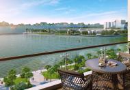 Cho thuê căn hộ chung cư Gree Nbay 17 tầng Bãi Cháy, Hạ Long, full nội thất