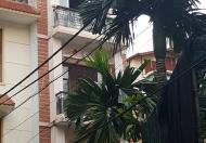 Nhà Định Công, Q Thanh Xuân, KD, ô tô, 51m2, 4 tầng, MT 4.1m