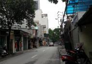 Bán nhà mặt phố Hoàng Công chất, DT sổ đỏ 84.6 m2, thực tế 106m2, nhà cấp 4