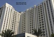 Cần cho thuê căn hộ Bộ Công An, Trần Não, Q.2. Giá 8.5tr/th, nhà trống, diện tích 70m2, 2pn, 2wc