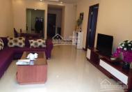 Cho thuê căn hộ chung cư KĐT Dịch Vọng, tòa N07B3 căn góc, cơ bản, 10 triệu/tháng