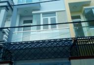 Nhà bán mới xây 1 trệt, 2 lầu, giá rẻ, phường Hiệp Bình Chánh, Quận Thủ Đức