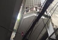 Bán nhà 5 tầng ngõ Chợ Khâm Thiên, liên hệ Hữu Vọng 0962238998