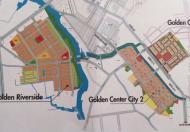 Golden Riverside KĐT hiện đại bậc nhất, TT TX Bến Cát, ngay Chợ Bến Cát chỉ từ 350tr/nền