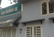 Bán nhà mặt tiền Nguyễn Đình Chiểu, Q. Phú Nhuận. DT 7x20m, 1 trệt, 1 lầu, giá 14.2 tỷ (TL)