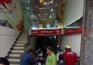 Bán nhà mặt phố Bạch Mai, Hai Bà Trưng, Hà Nội, 6,5 tầng, MT 4m, 114m2, LH 0947799889