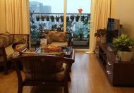 Cho thuê CHCC Homecity tòa V2, tầng 21, 82m2, 2 phòng ngủ, đủ nội thất, 14 tr/tháng