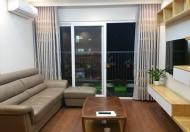 Cho thuê CHCC Homecity tòa V3, 69m2, 2 phòng ngủ, nội thất đẹp, căn góc, 12 tr/th- 0963.179.123