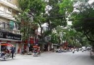 Bán nhà mặt phố Phùng Hưng, Hoàn Kiếm, diện tích 50m2, 5 tầng, kinh doanh sầm uất. Giá 16 tỷ