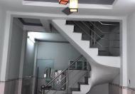 Nhà bán hẻm 2.5m thông, DT 3,5m x 12m đúc 1 trệt, 1 lầu