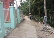 Cần bán nhà kiên cố mới xây Phú Hưng TP Bến Tre diện tích (4x16.2m) giá 298 triệu