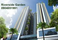 Tặng xe Vision khi mua căn hộ Riverside Garden