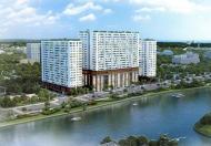 Bán căn hộ Green River giá rẻ nhất Q8 ngay MT Phạm Thế Hiển , Chỉ 890tr/căn 2PN