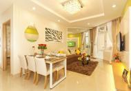 Cho thuê chung cư Oriental Plaza, Q.Tân Phú, mặt tiền Âu Cơ, 2PN, giá: 8.5tr/th, LH: 0901338489