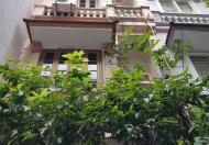Bán nhà 3 tỷ DT 40m2, xây 4T vuông vắn ngõ 639 Hoàng Hoa Thám- quận Ba Đình