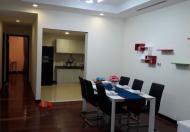 Cho thuê căn hộ Golden Land, DT 110m2, 2 phòng ngủ đủ đồ