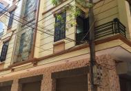 Cho thuê nhà ngõ 54 phố Hoa Bằng, Yên Hòa, 45m2 x 4 tầng, 12tr/tháng