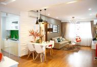 Chính chủ bán căn hộ chung cư 75.5 m2 gần Times City chuẩn bị về ở