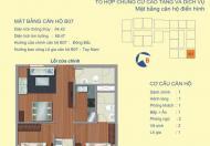 Chính chủ 122 Vĩnh Tuy căn chung cư 18B7, 64.42m2, bán nhanh