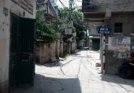 CC bán 104m ngõ Tựu Liệt, 3 mặt thoáng, ô tô đỗ cửa