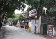 Bán nhà mặt phố Hoàng Công chất, DT sổ đỏ 84.6m2, thực tế 106 m2, nhà cấp 4