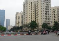 Bán gấp căn hộ chung cư khu Vimeco Nguyễn Chánh DT 132 m2, căn góc, thiết kế 3 PN, 2 VS
