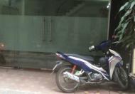 Cho thuê nhà đường Phan Văn Trường 45m2 xây 5 tầng (sàn gỗ, ĐH) giá 12 triệu/th